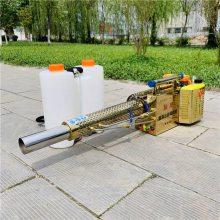 热销脉冲式汽油打药机 果园葡萄园杀虫喷雾机 电启动汽油机烟雾水雾机