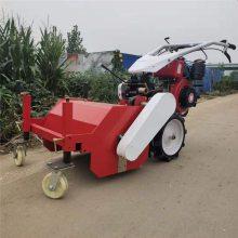 亚博国际娱乐官方优惠果园农场专用碎草机 手扶前置式灭草机 果园荒草粉碎还田机