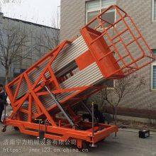 厂家直销双柱铝合金升降机 升降货梯 升降平台 小型提升机 定制