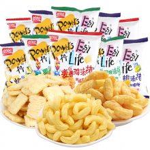 小王子麦香鸡块108g/袋生产设备厂家技术支持