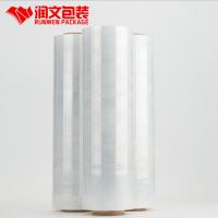 新品LINGS PE缠绕膜 包装膜 全新料拉伸膜 塑料薄膜 60cm宽 500米