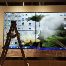 全国优惠供应三星/LG 55寸 46寸 49寸 监控显示器 无缝电视墙 液晶拼接屏