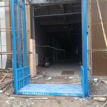 航天专业定制安徽厂房车间导轨式升降平台升降货梯载重量大