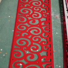 包柱镂空铝板装修装饰_德普龙艺术异型镂空铝板制造商