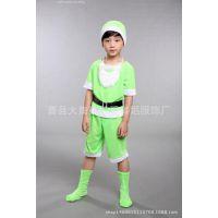 圣诞节服装儿童装扮女童表演男童演出服幼儿服饰圣诞老人衣服