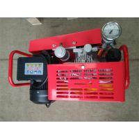 隆泰BX100呼吸器充气泵消防空气呼吸器充填泵空气充气泵