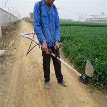 适用于农田果园使用割草机 马力大噪音小背负式除草机