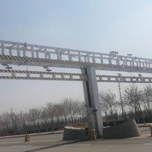 唐山汉沽管理区 电动液压升降限高架厂家 固定升降限高杆 热镀锌限高杆 抗风能力强 质量可靠