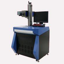 青岛戴姆斯特LP30W柜式二氧化碳红酒橄榄油矿泉水打标机