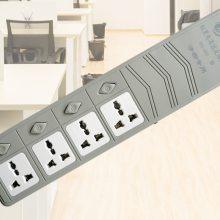信果 XG002 红黑电源隔离插座 插排 排插 接线板 线路
