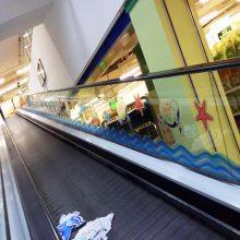 厂家供应UV彩白彩喷绘户外透明玻璃贴定制价格优惠