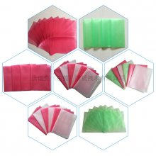 江门生产厂家 VCI气相防锈黄色立方塑料袋 多色防锈膜袋 定做