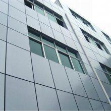 苏宁电器商场幕墙木纹铝单板-异形铝单板吊顶