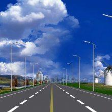 龙岩8米100W LED接电路灯价格 220V市政路灯常规款价格表