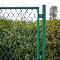 停车场围网 厂区隔离围网 双边丝护栏网