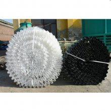 透明圆填料价格 圆塔填料高度230 PVC/PP冷却塔填料 品牌成信
