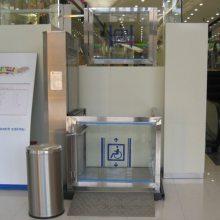 小型家用残疾人电梯别墅阁楼复式二三层无障碍升降机简易液压货梯