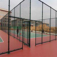排球场防护网 体育围网 体育场围挡网