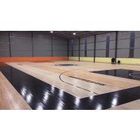 体育运动木地板_篮球 羽毛球木地板-河北亿鑫体育设施工程有限公司