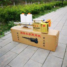 上市浩阳汽油脉冲弥雾机 HY-120型农用烟雾机 农贸市场消毒烟雾机