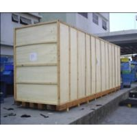 临朐箱式木托盘厂家直销,鲁创大木箱承重/ 昌乐木包装箱熏蒸材质