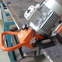 手提钢板倒角机 便携式板子坡口机 电动坡口机报价