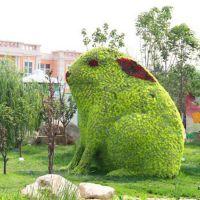 成都仿真动物造型厂家直销 定制的产品 绿雕造型