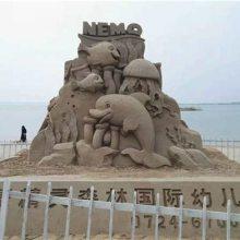 曲阳腾阳雕塑厂-邢台沙雕渔岛设计