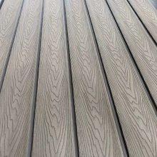 墙板木塑 木屋别墅外墙板室内室外皆可用 生态木墙板 装潢墙板