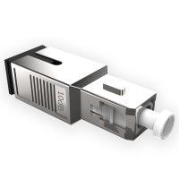 胜为厂家直销 SC-SC型阴阳式10db公母固定法兰适配器/光纤衰减器 OCSY-110db