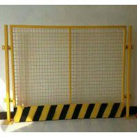 杭州施工现场专用基坑护栏、工地隔离栅、施工基坑护拦材料