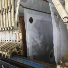 2米板压滤机滤布 X2000脱水机滤布