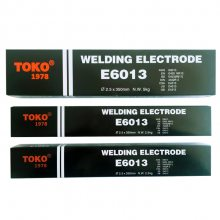 TOKO普碳AWS E6013(J422)焊条