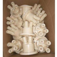 法兰内径100广角喷头_ 喷雾冷却塔广角喷头 ABS/PP材质可选 河北恒冷