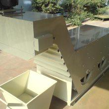 铝管清洗机固液分离过滤排屑装置