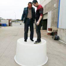 厂家直销1吨特大号塑料圆桶 食品级pe滚塑发酵桶