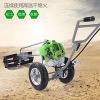 可调整起草皮深度的9马力本田发动机割草机