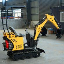 供应高灵活性迷你小挖机/一台先导操作的小型挖掘机多少钱