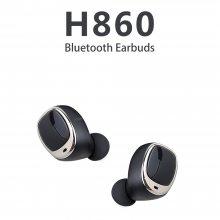 爆款磁吸TWS蓝牙耳机H860无线充电耳塞式蓝牙耳机双耳立体5.0
