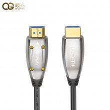 东莞岐光视频hdmi光纤线2.0版15米4K光纤制造商订做