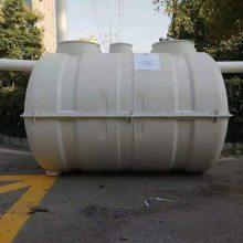 模压化粪池批发助于厕所革命 农村旱厕改造化粪池 六强
