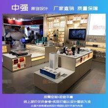 京东之家展柜手机中岛柜产品柜陈列柜展示柜定做厂家