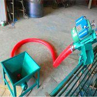 水泥粉软管吸粮机 便携式大豆抽粮机 散粮食装车吸粮机