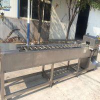 不锈钢玉米分切机 玉米分段设备 可定做