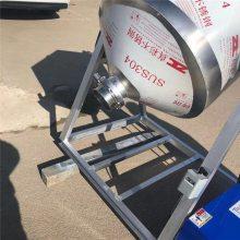 360度腰鼓搅拌机 康顺 50公斤中药粉搅拌机-