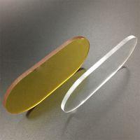 廣州久盛供應全新進口有機玻璃加硬板 雙面加硬防刮花亞克力板加工定制