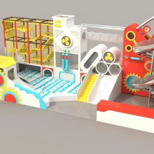 淘气堡儿童乐园 商场室内游乐设施 儿童淘气堡乐园游艺设施厂家直销