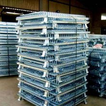 滨州 仓储笼 专业制作 仓库 车间专用周转笼 仓储 重型货架 免费设计