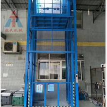 榆林工厂载货升降机 电动升降货梯 2吨三层运货升降机 航天制造售后无忧