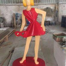 厂家定制玻璃钢人物雕塑 校园文化宣传形象造型雕塑 恒创玻璃钢雕塑
